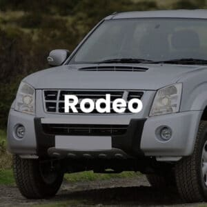 Rodeo Towbar Fitting