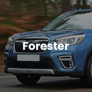 Forester Towbar Fitting